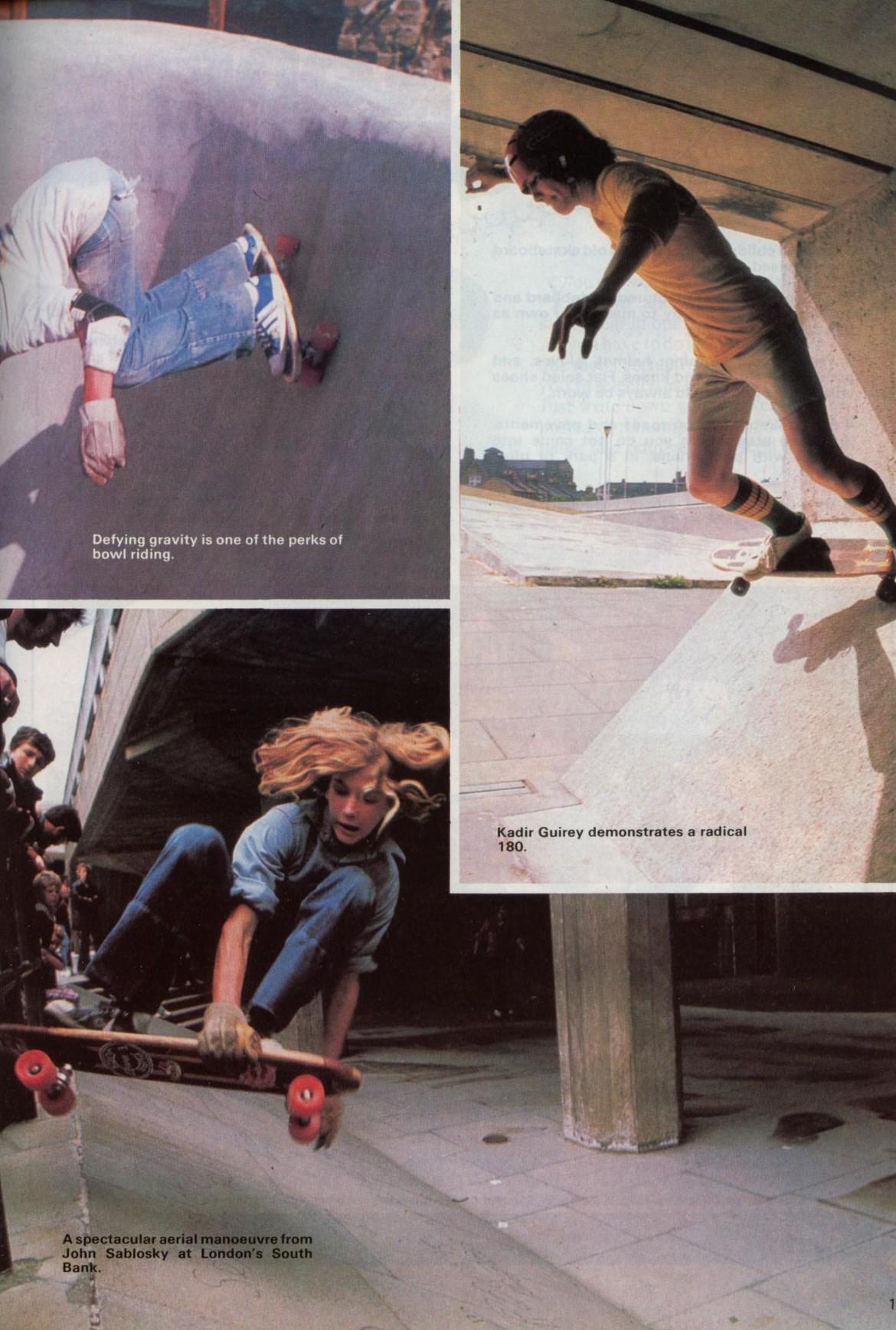 successful skateboarding uk 1977