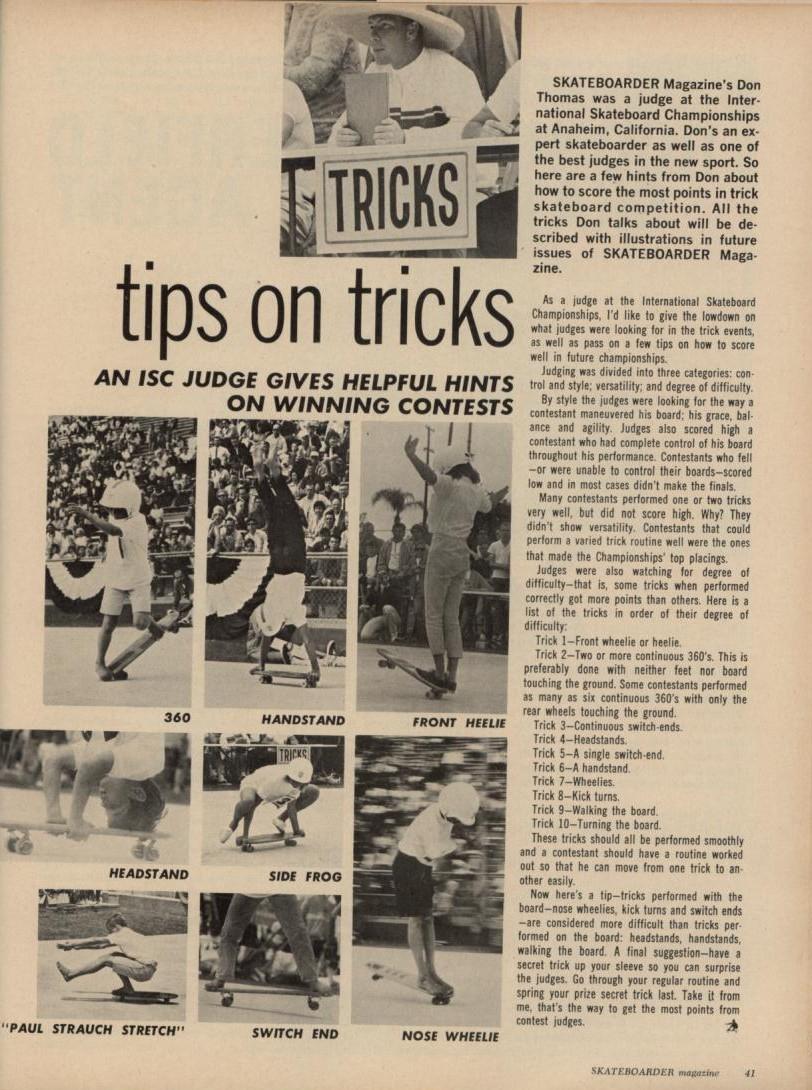 Skateboarder Magazine Vol 5 No 10 May 1979 Pipe riding giant Doug SchneiderCover